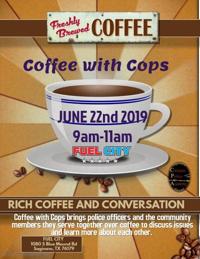 coffee with cops 062219