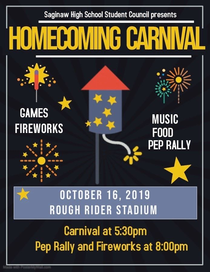 SHS Homecoming Carnival19