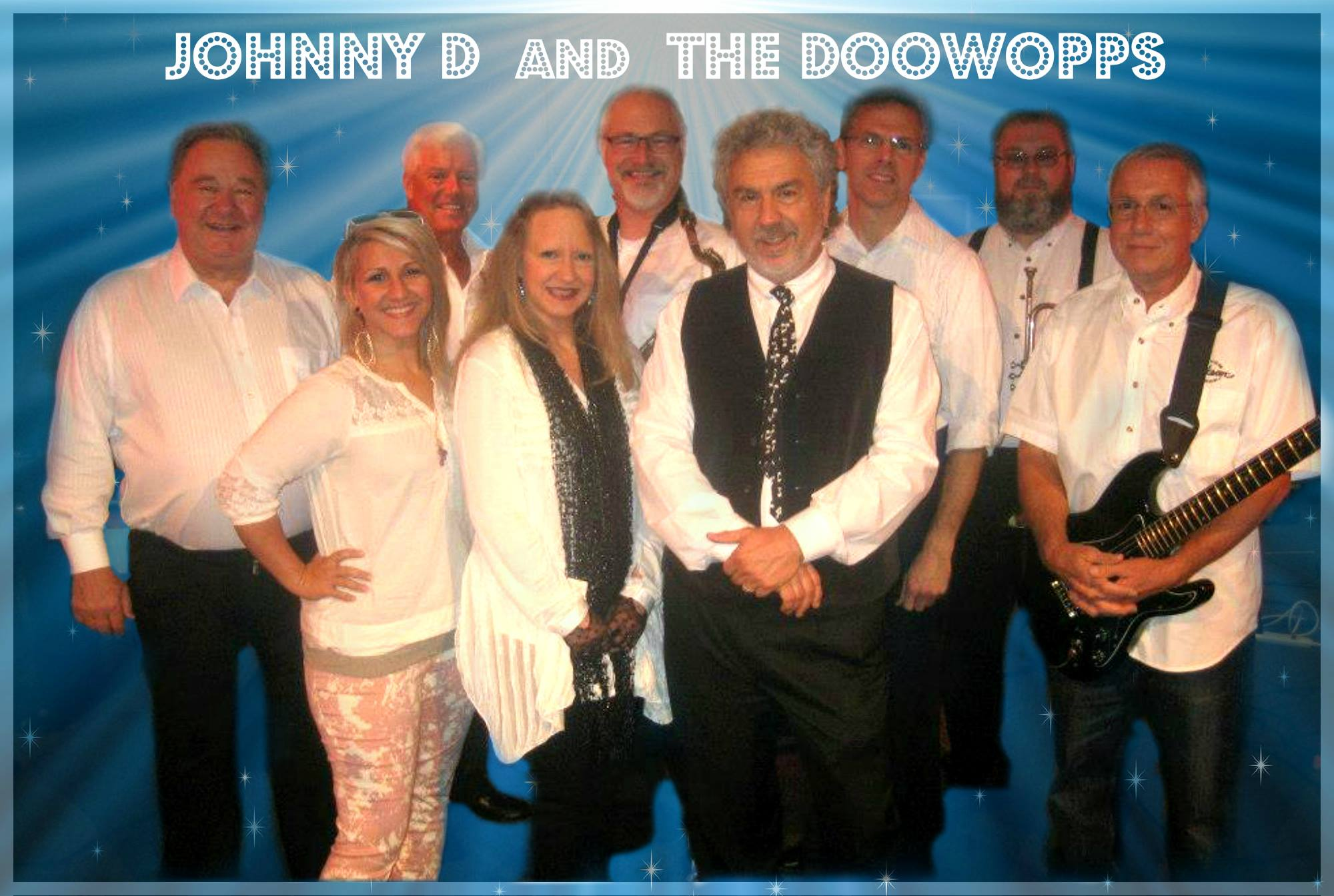 Johnny D and the Doowopps