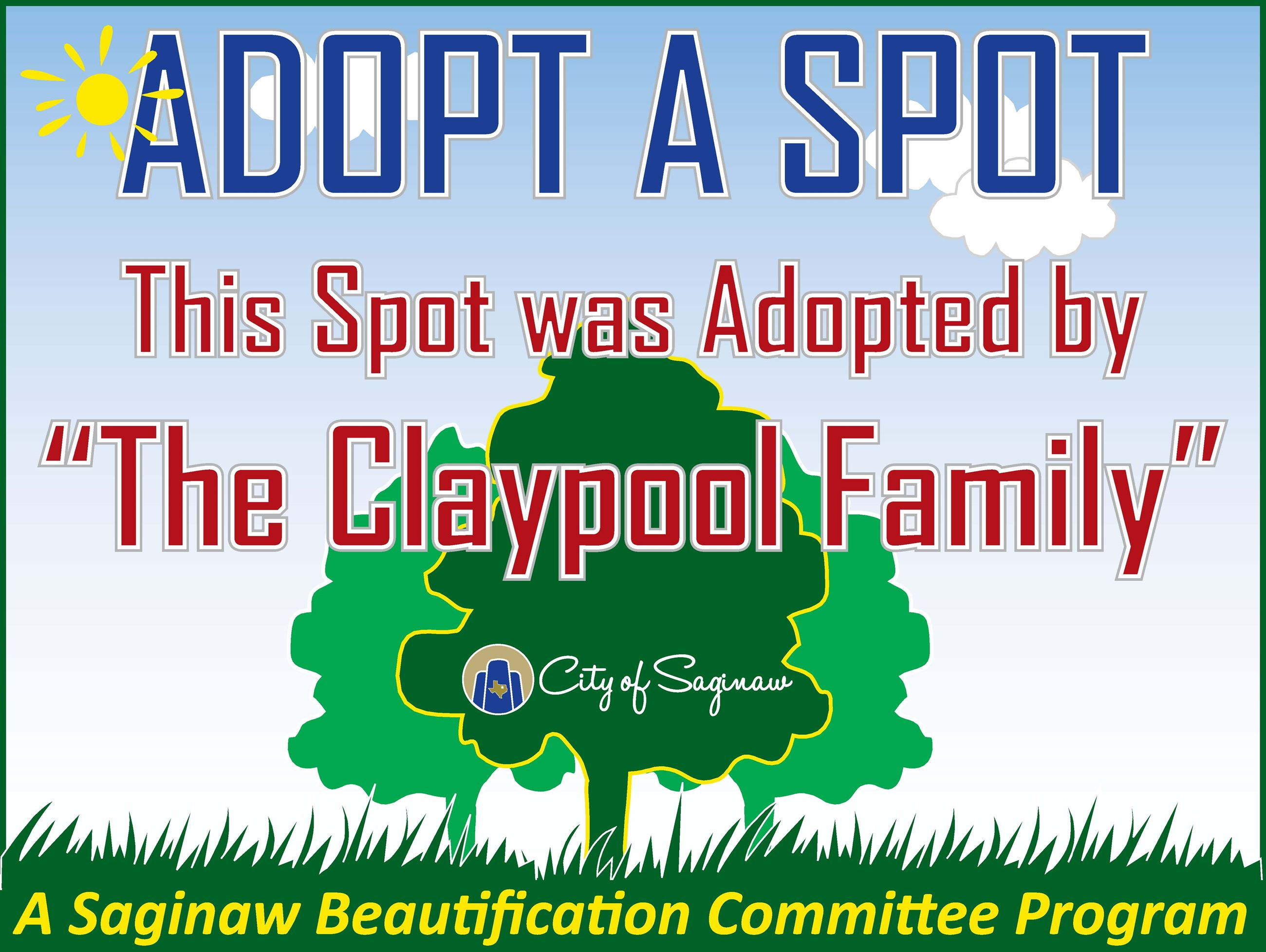 Claypool Family AAS